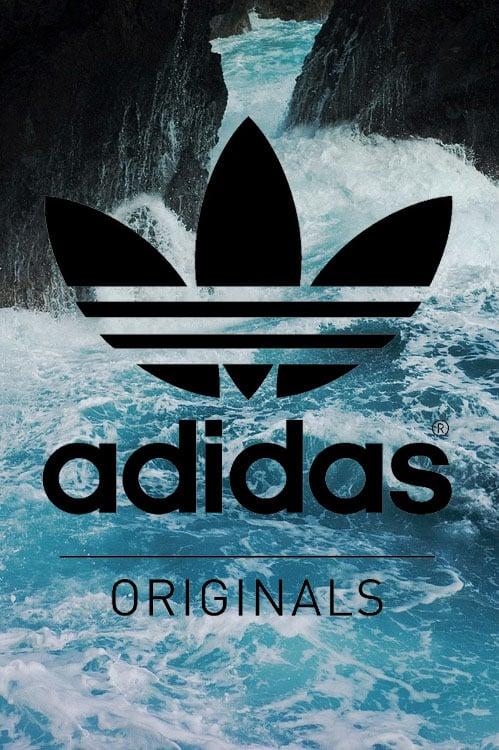 adidas originals logo Tumblr 499x750