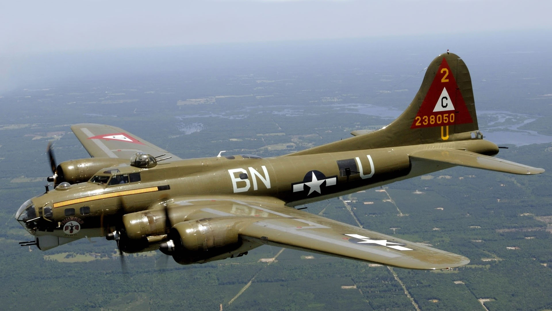 Airplanes Bomber Wallpaper 1920x1080 Airplanes Bomber B17 1920x1080