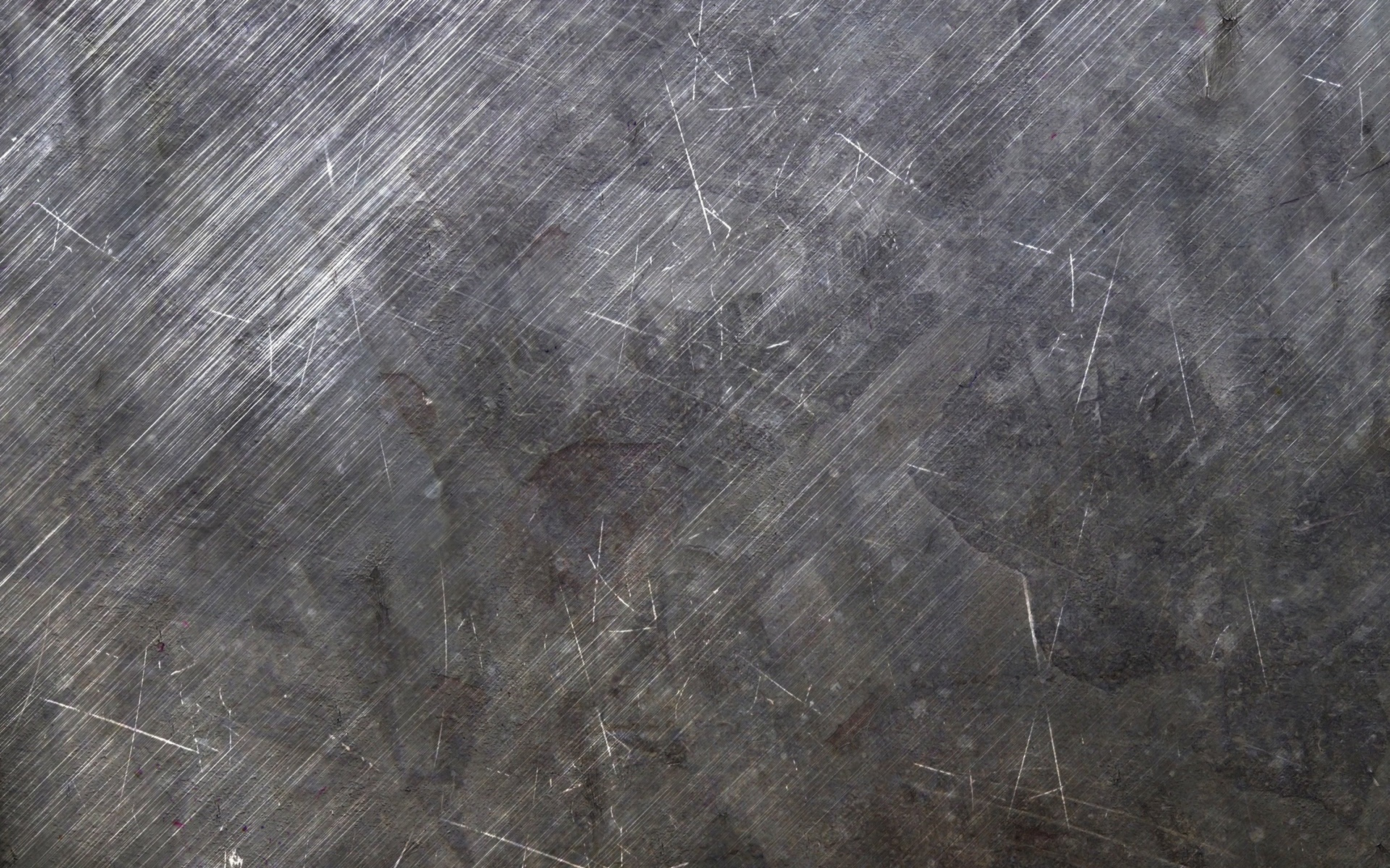Download HD Scratched Metal Texture Surface Wallpaper WallpapersByte 3840x2400