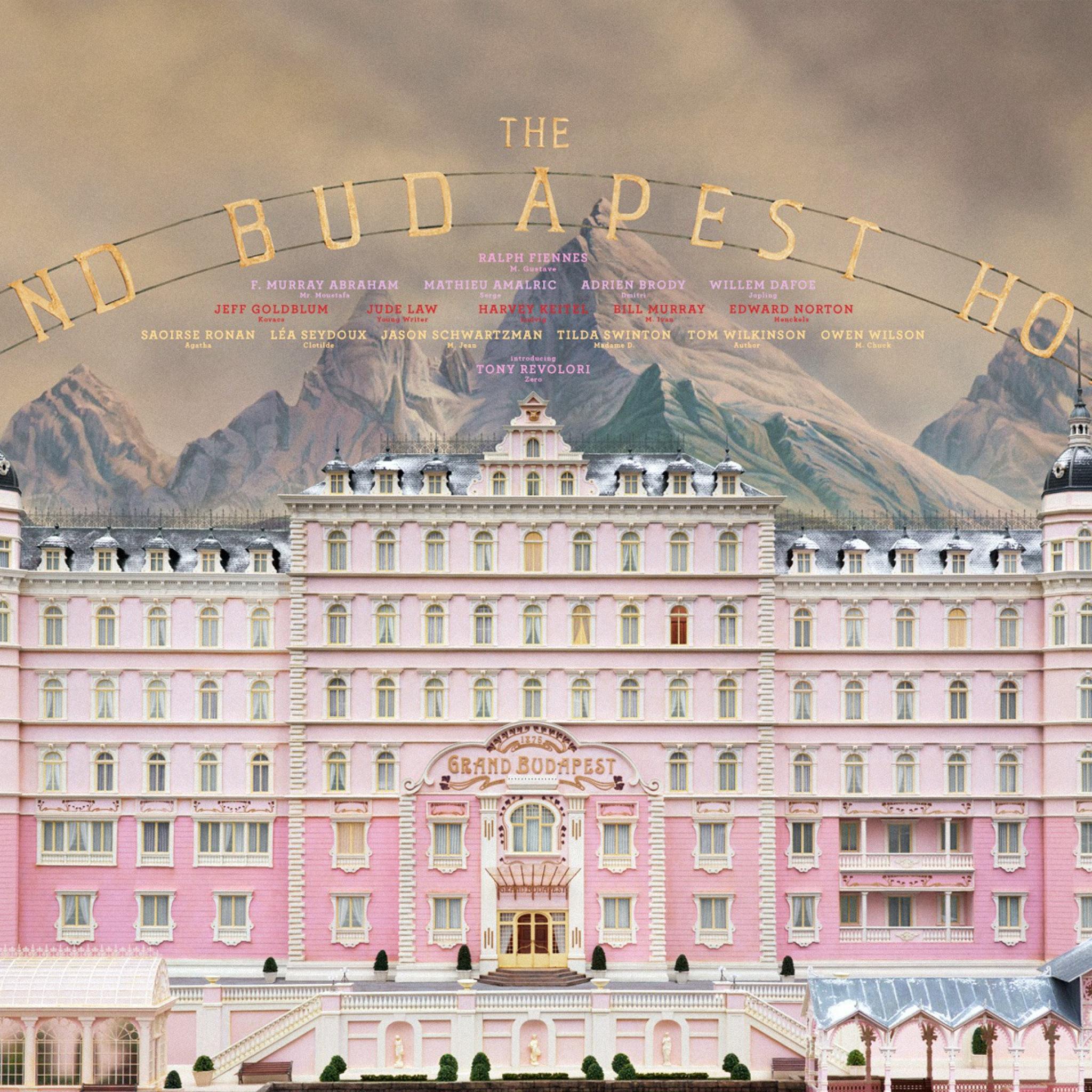 Hq Desktop The Grand Budapest Hotel Pics   Grand Budapest Hotel 2048x2048