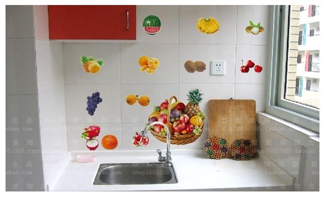 Fruit Wallpaper For Kitchen Vegetable Fruit Kitchen 652x394