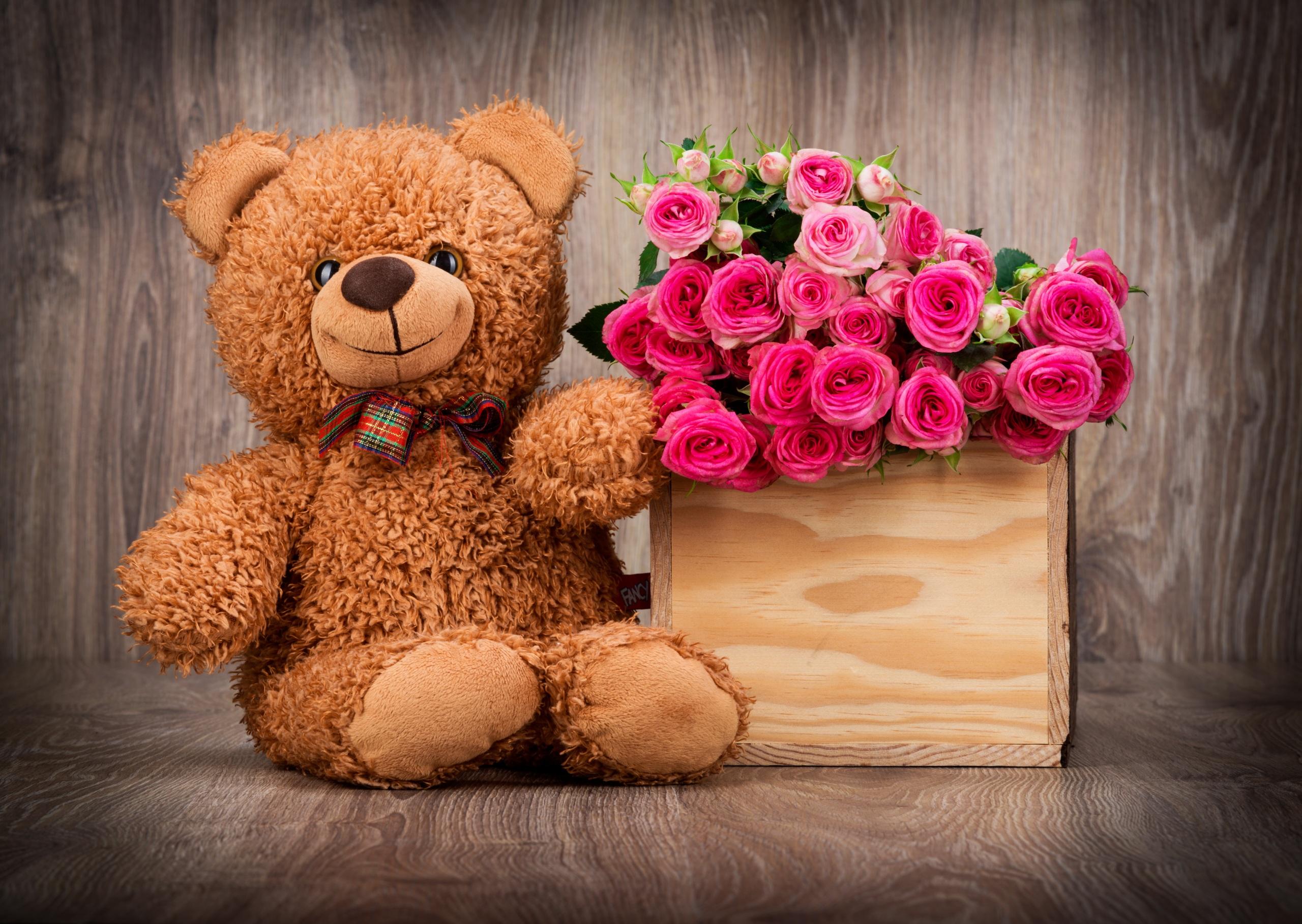 cute teddy bears wallpaper wallpapersafari. Black Bedroom Furniture Sets. Home Design Ideas