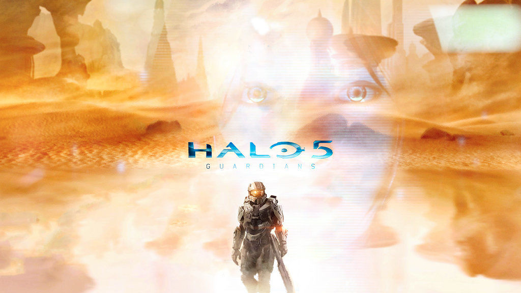 halo 5 guardians wallpaper by gammaray117 d7ikeix halo 5 how is 343 1024x576