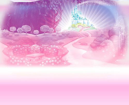 Princess Castle Wallpaper Wallpapersafari