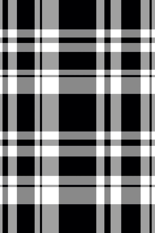 Wallpapers and Desktop Backgrounds Photo Plaid wallpaper 640x960