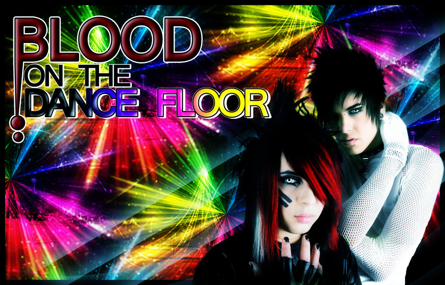 Blood On The Dance Floor by pacoelaguadillano 900x576
