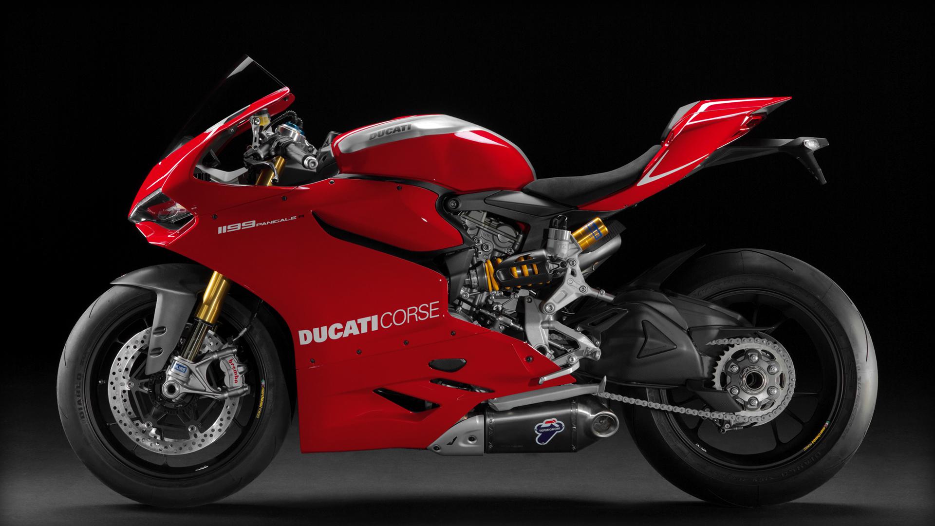 Ducati 1199 Panigale R 1920x1080