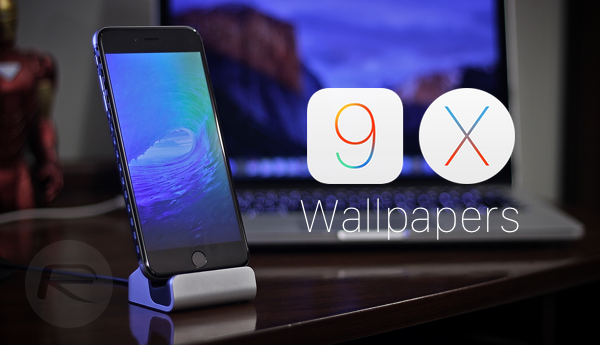 how you can get the new iOS 9 and OS X 1011 El Capitan wallpaper 600x345