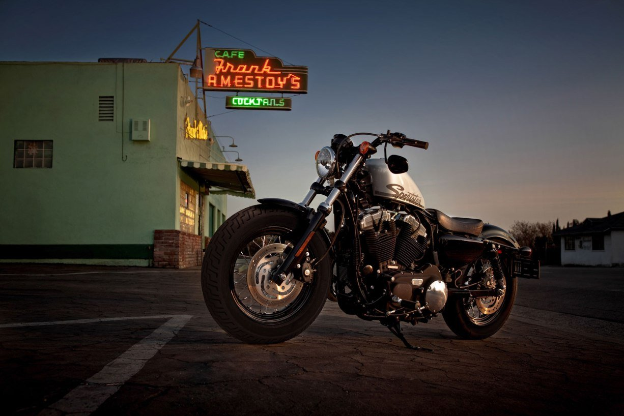 2011 Harley Davidson Forty Eight 48 Sportster MotorCycle Picture 1226x818