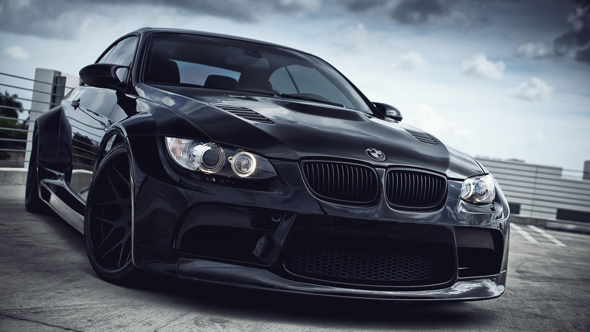 BMW M3 Wallpaper Windows Black Costom Wallpaper with 1920x1080 1920x1080