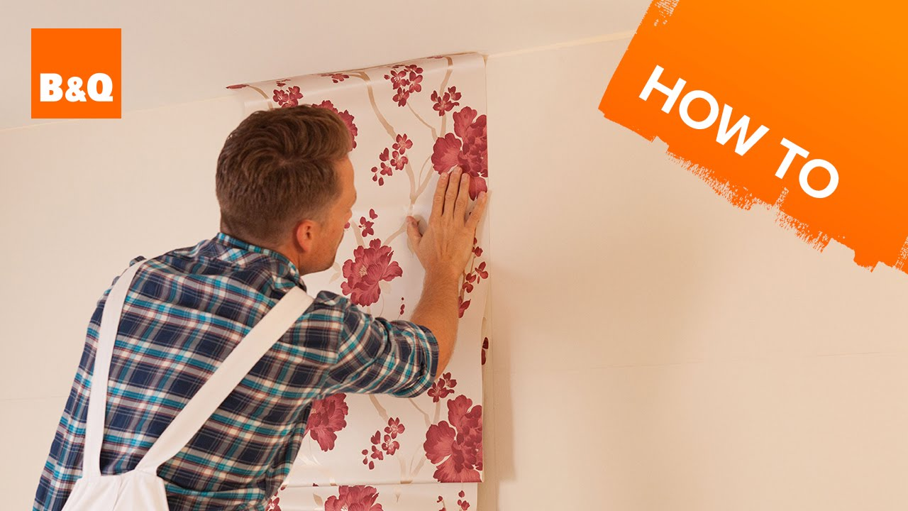 How to hang wallpaper part 2 hanging 1280x720