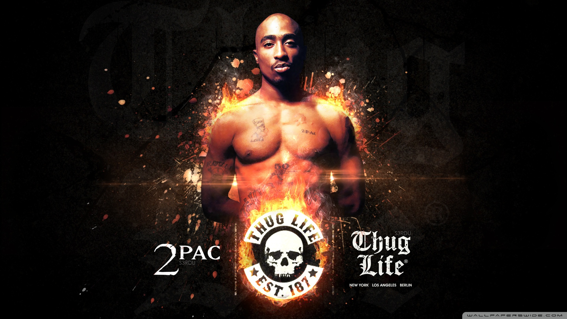 2pac Hd Wallpaper 1920x1080 2pac Hd 1920x1080