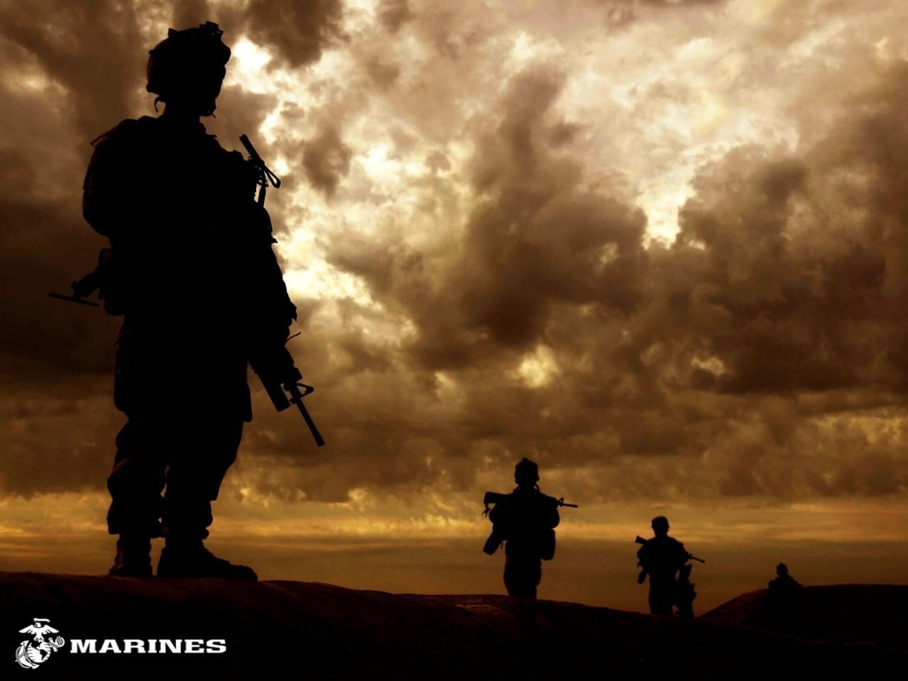 Free military wallpapers for desktop wallpapersafari - Military wallpaper army ...