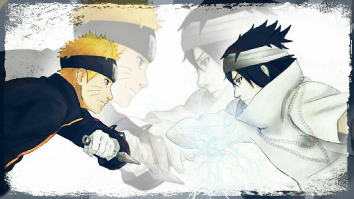 Naruto the last Sasuke vs Naruto by Miluto17 1191x670