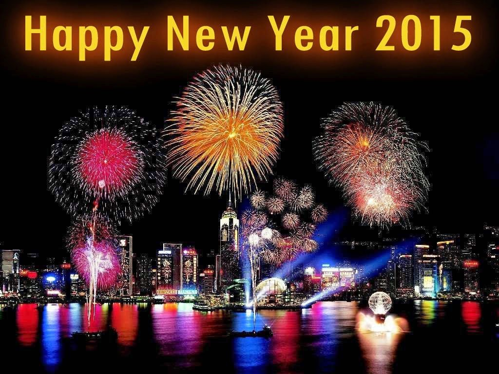 Happy New Year HD Wallpapers 2015   New Year Images Happy 1024x768