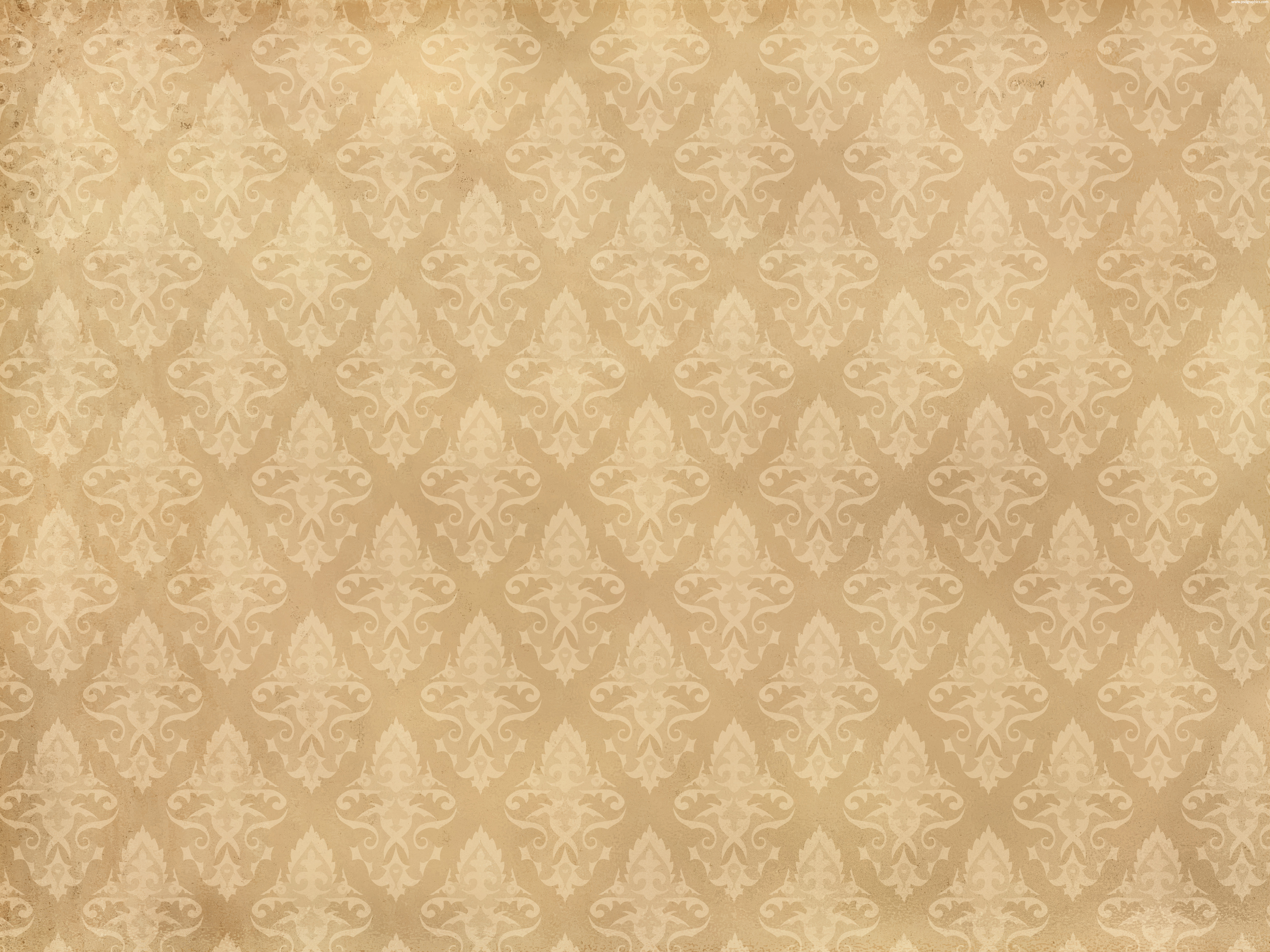 brown antique background antique halftone pattern light brown floral 5000x3750