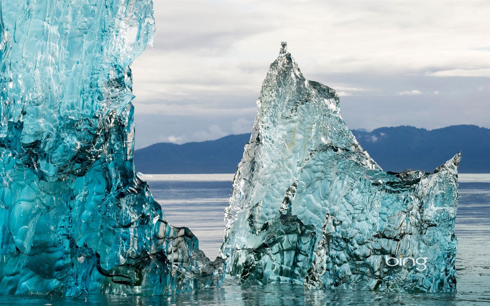 Bing Themes glacial features widescreen HD wallpaper   1680x1050 1680x1050