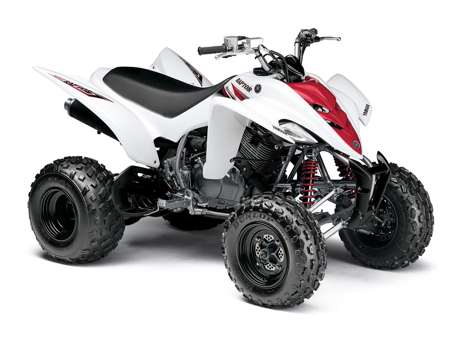 ATV pictures 2010 YAMAHA Raptor 350 1600x1200