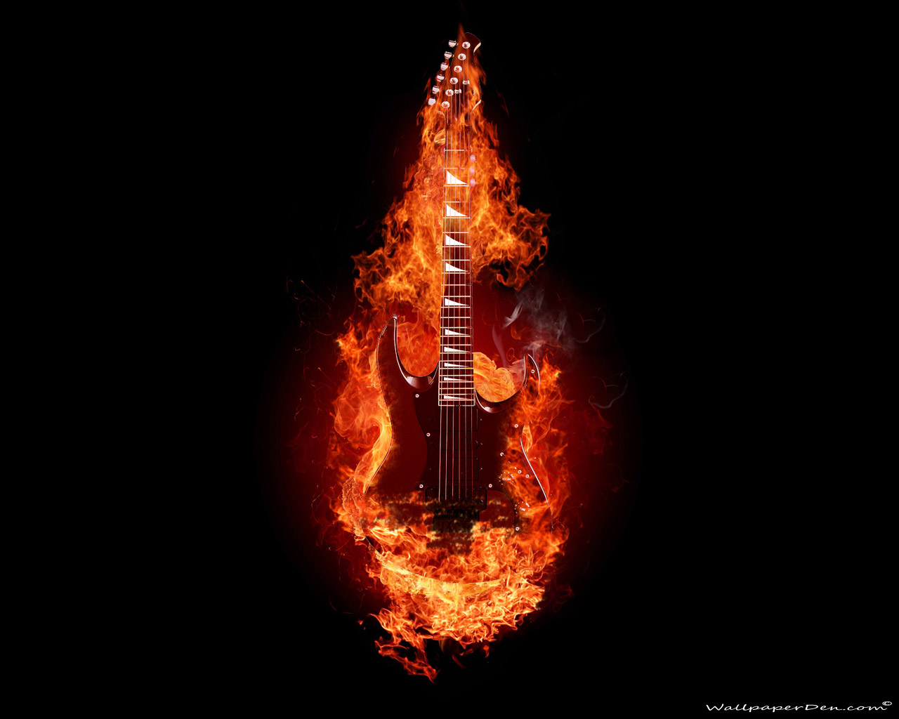 awesome guitar wallpapers - wallpapersafari