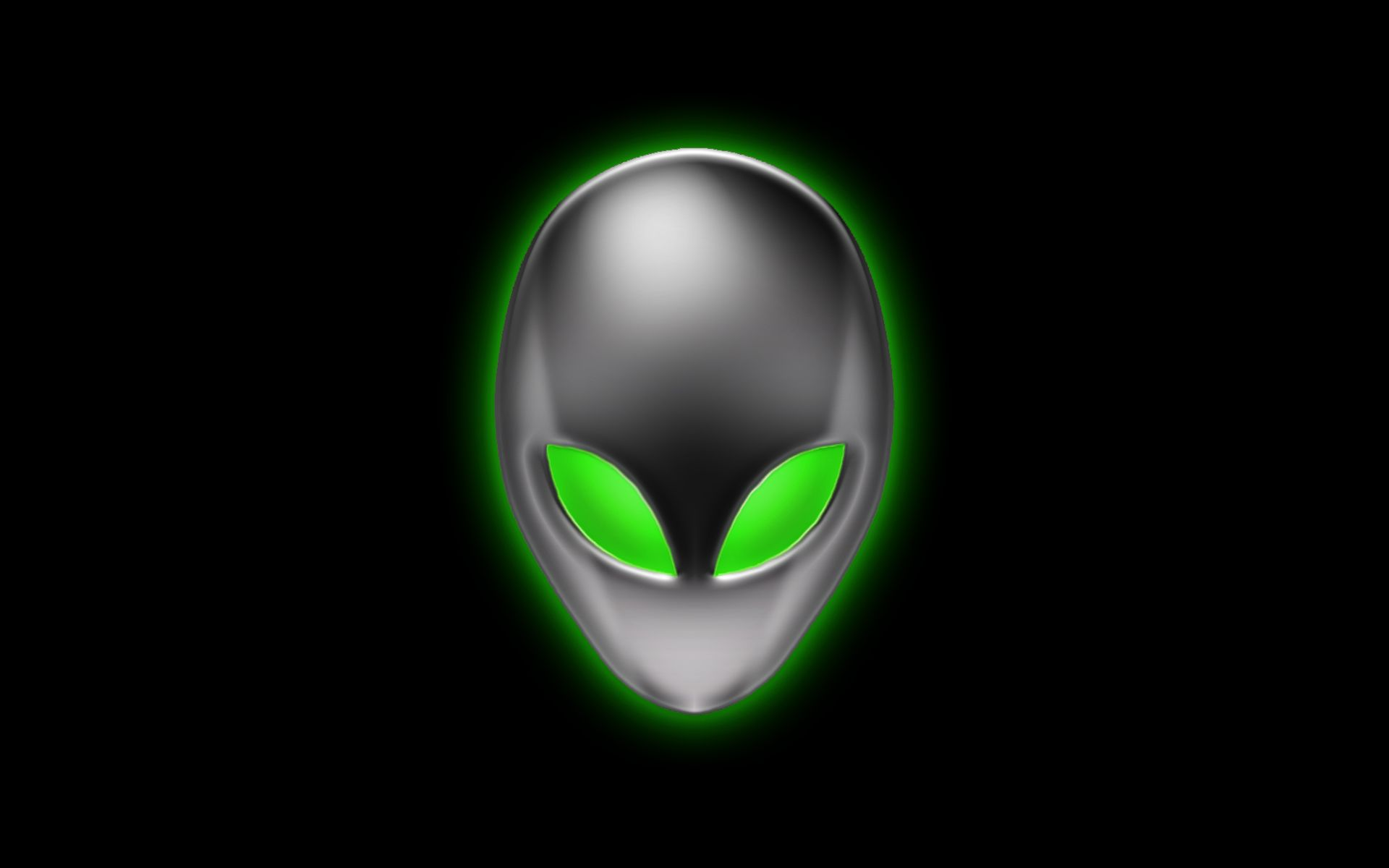 Green Alienware Wallpapers 1920x1200