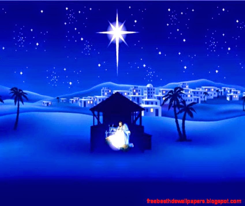 Christian Christmas Backgrounds For Computer Best Hd Wallpapers 849x714