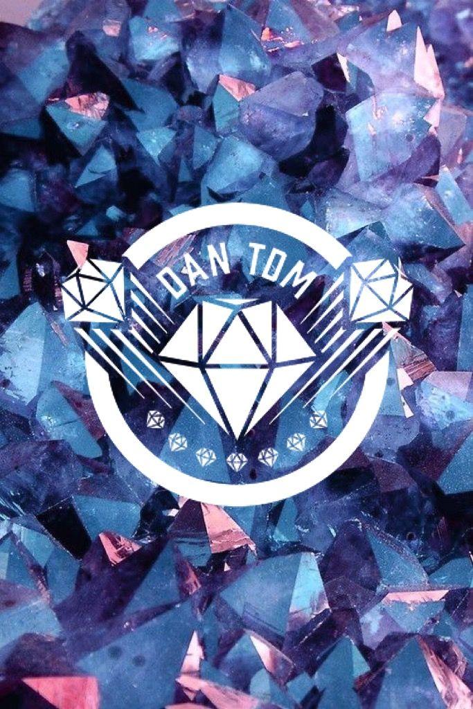 aesthetic DanTDM logo wallpaper YouTubers Celebs 3 Tdm 683x1024