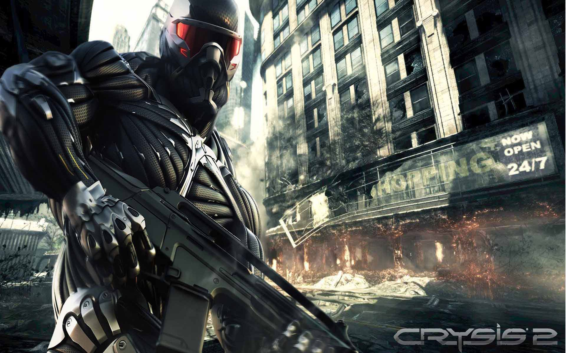 Games Wallpapers   Crysis 2 HD wallpaper 1920x1200