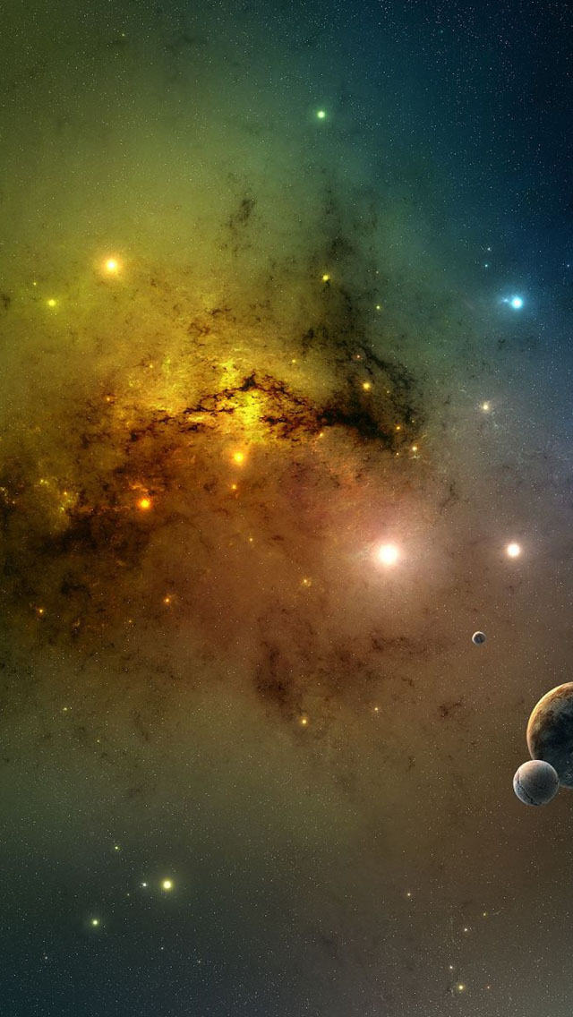 Galaxy Star iPhone 5s Wallpaper Download iPhone Wallpapers iPad 640x1136