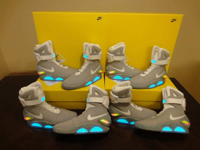 Nike Air Mags Soulja Boy HD Walls Find Wallpapers 800x600