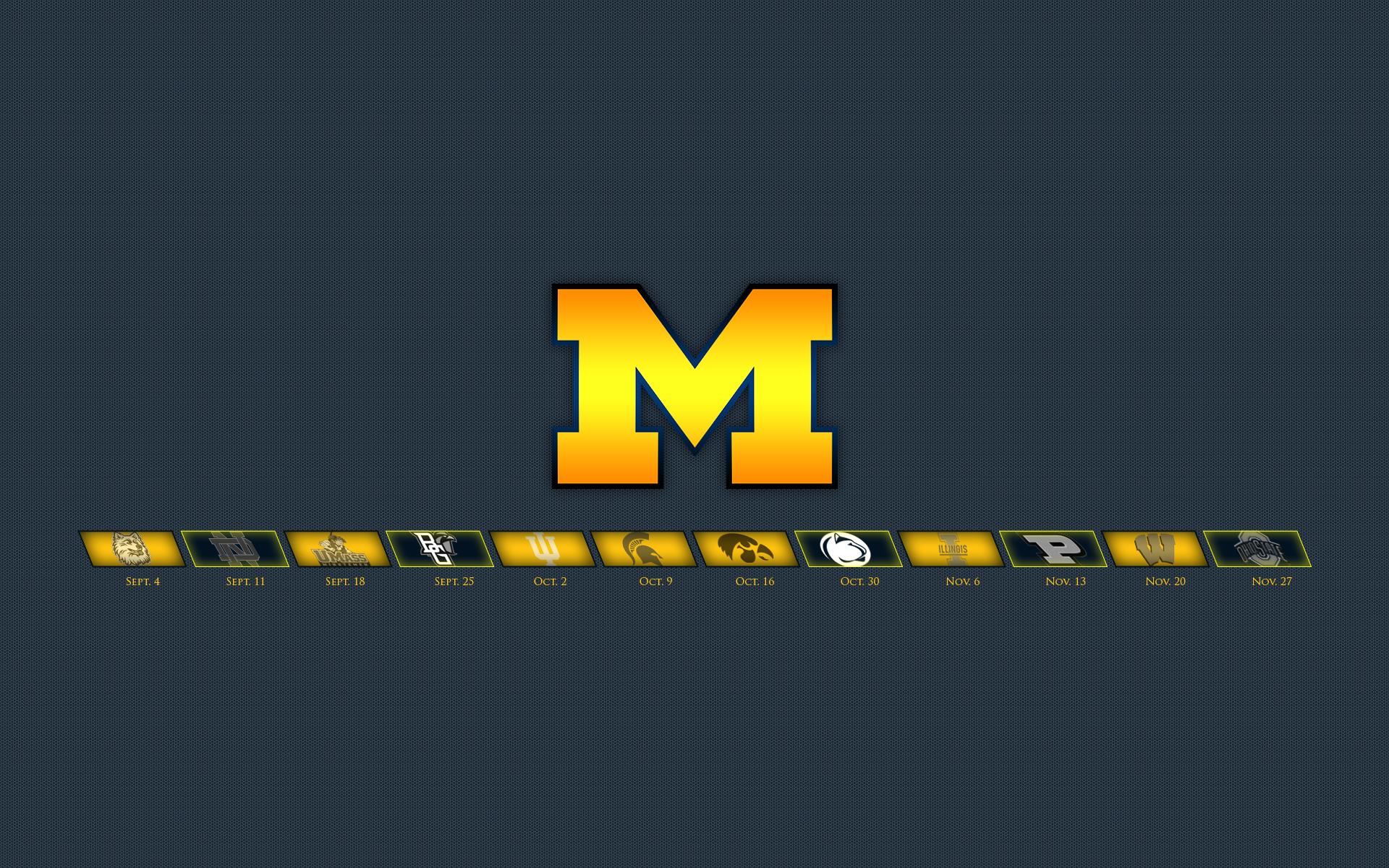 Michigan Wolverines Football   1548067 1920x1200