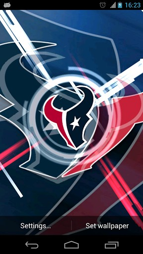 Houston Texans Live Wallpaper Screenshot 2 288x512