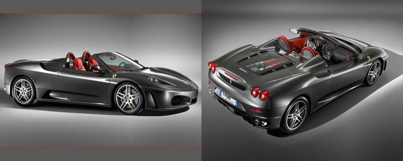 black dual monitor Ferrari F 430 Cars Ferrari HD Desktop Wallpaper 800x320