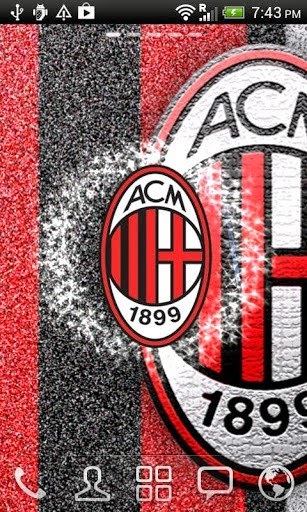AC Milan Football Club Wallpaper Football Wallpaper HD 307x512