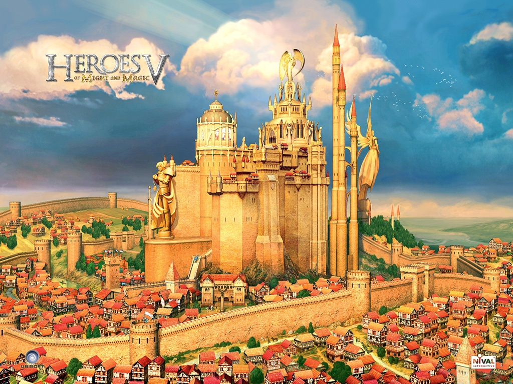Heroes Of Might And Magic Wallpaper Wallpapersafari