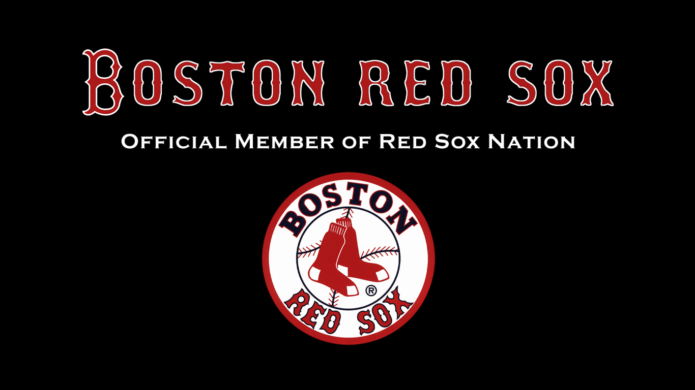 Red Sox Wallpapers 1366x768