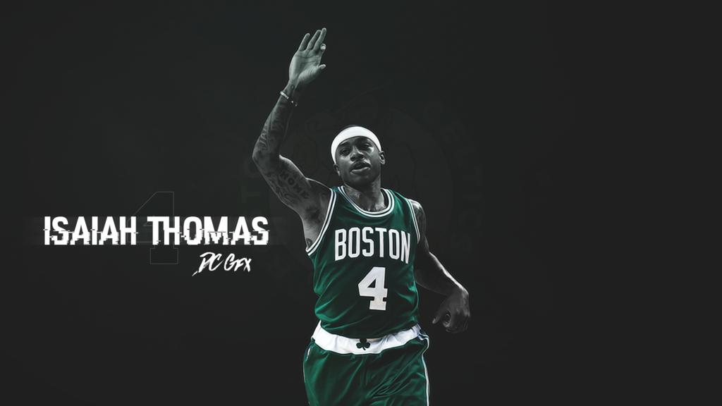 Isaiah Thomas by Thatboy3. ← Isaiah Thomas Wallpapers