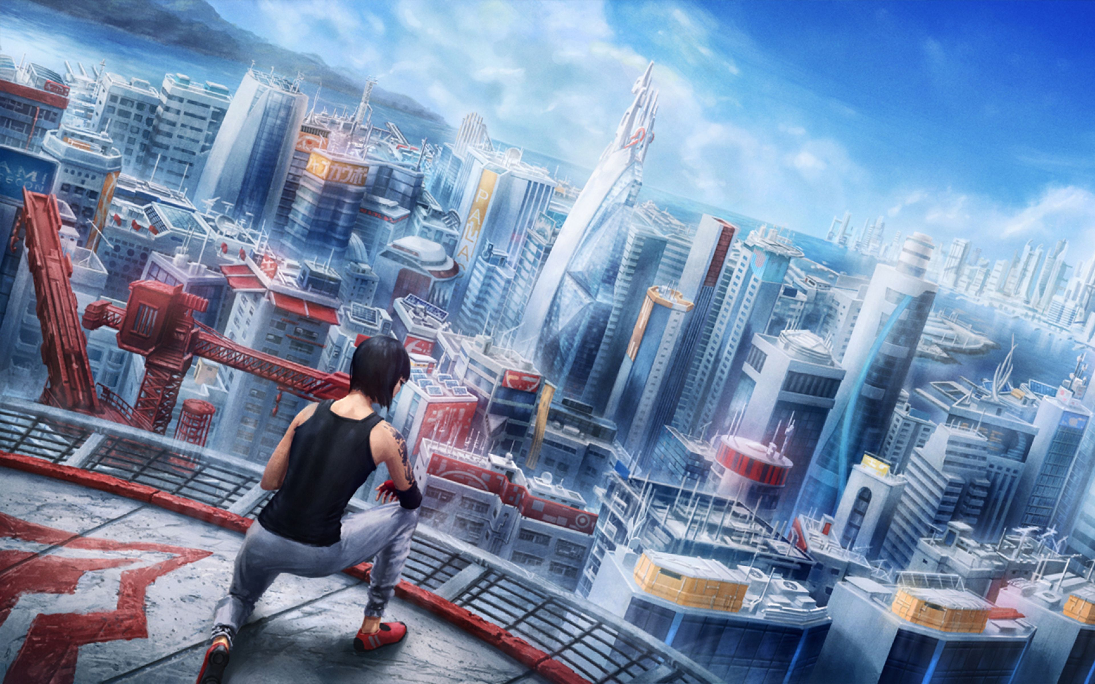 Free Download Most Beautiful Mirrors Edge Catalyst Wallpaper