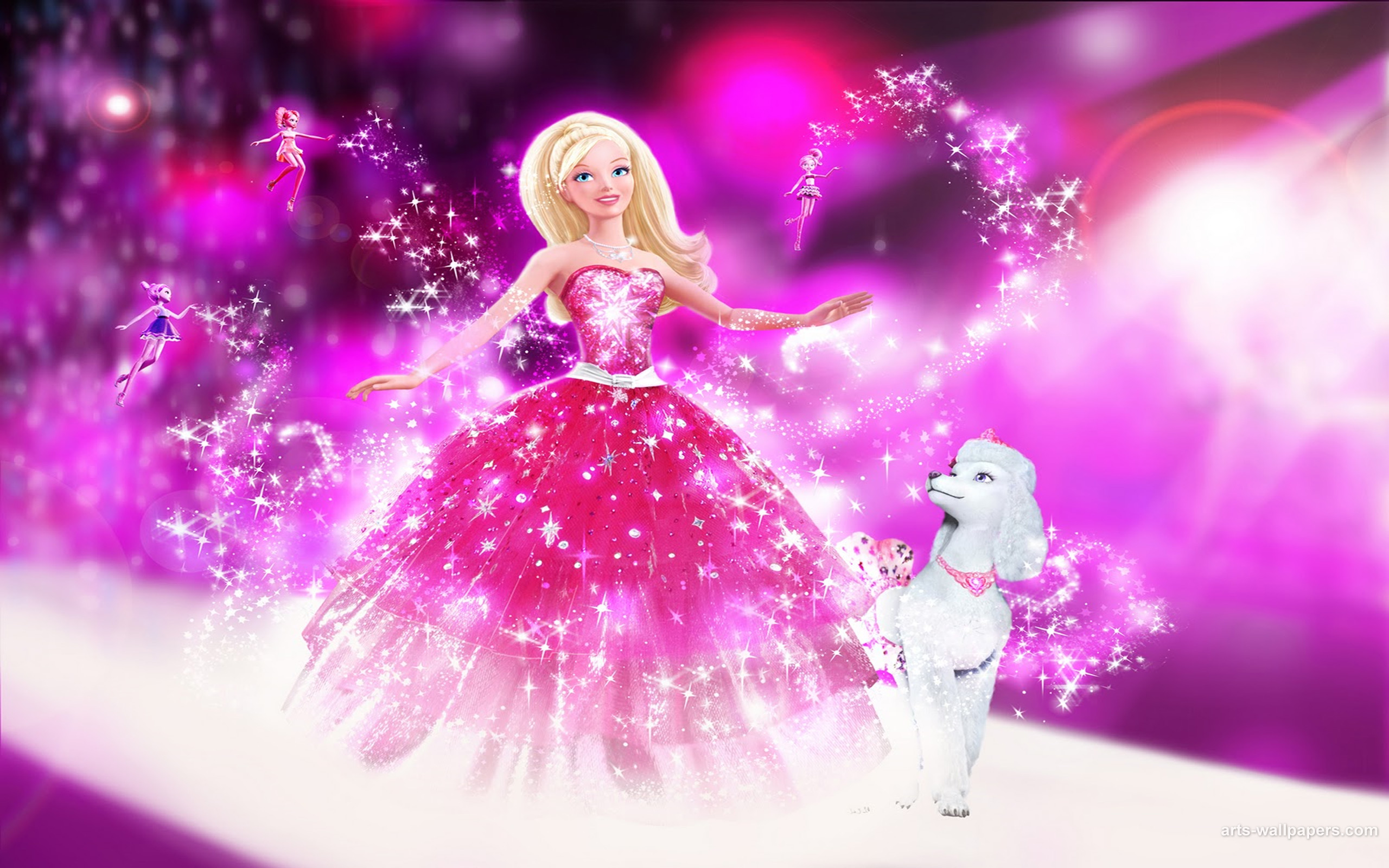 Barbie Wallpaper HD Widescreen 1080p Barbie Wallpapers 2560x1600