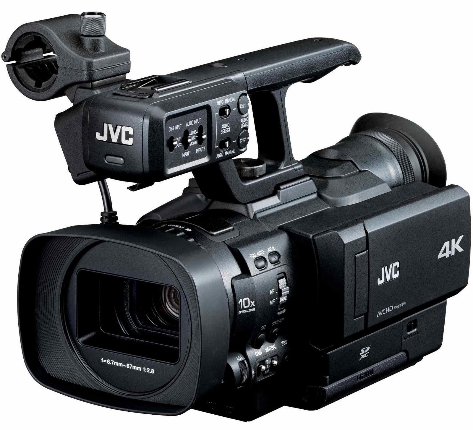 Jvc 4k Camcorder Foto Artis   Candydoll 1600x1455