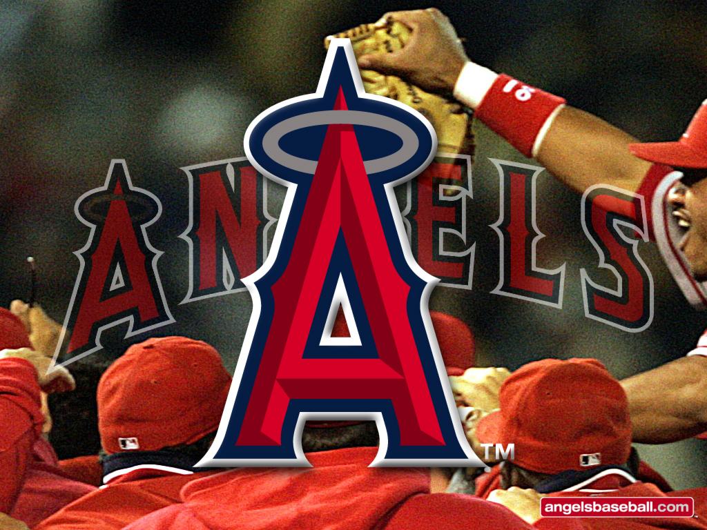 Los Angeles Angels Desktop Wallpaper 1024x768