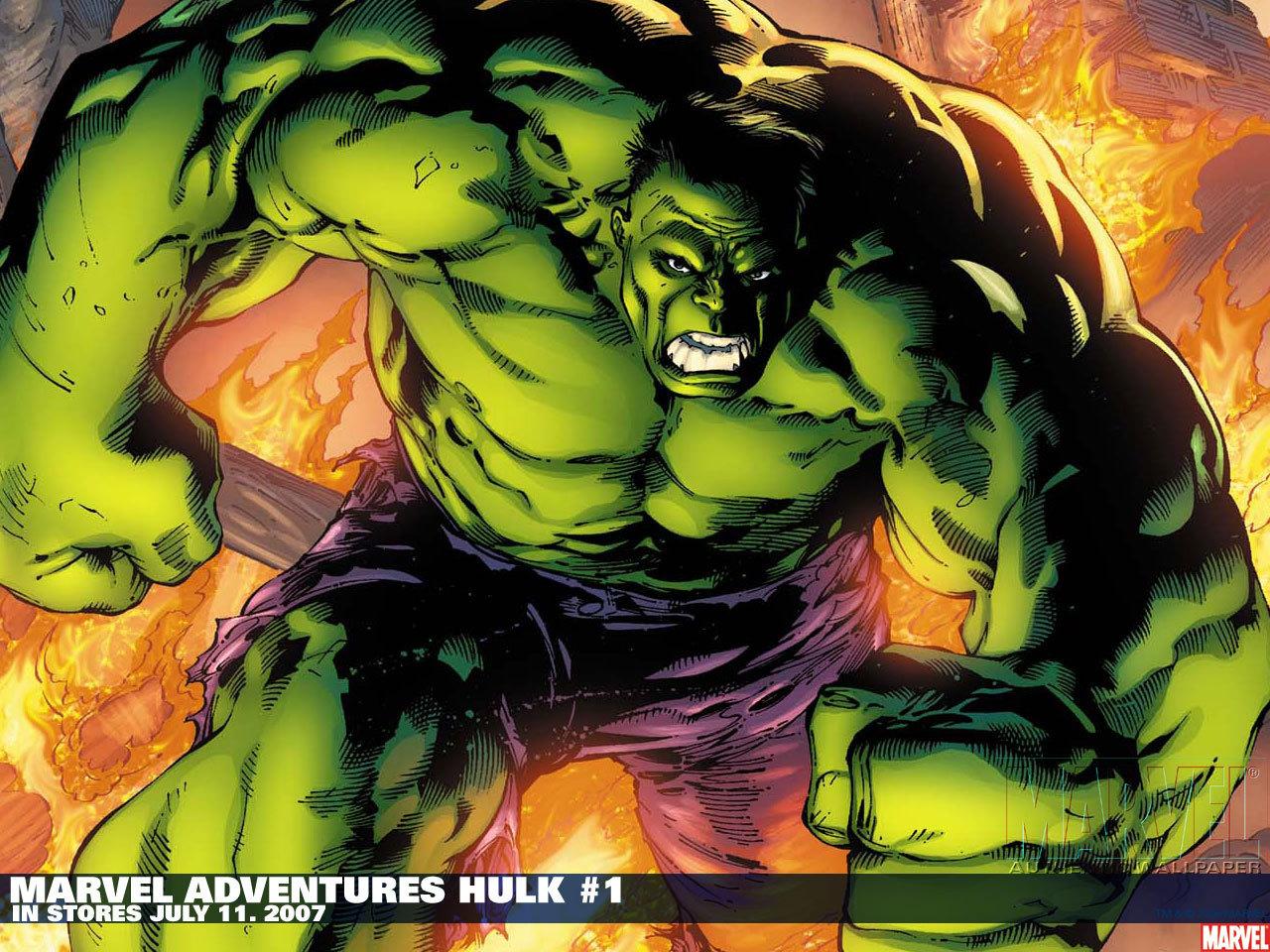 Hulk   The Incredible Hulk Wallpaper 14044604 1280x960