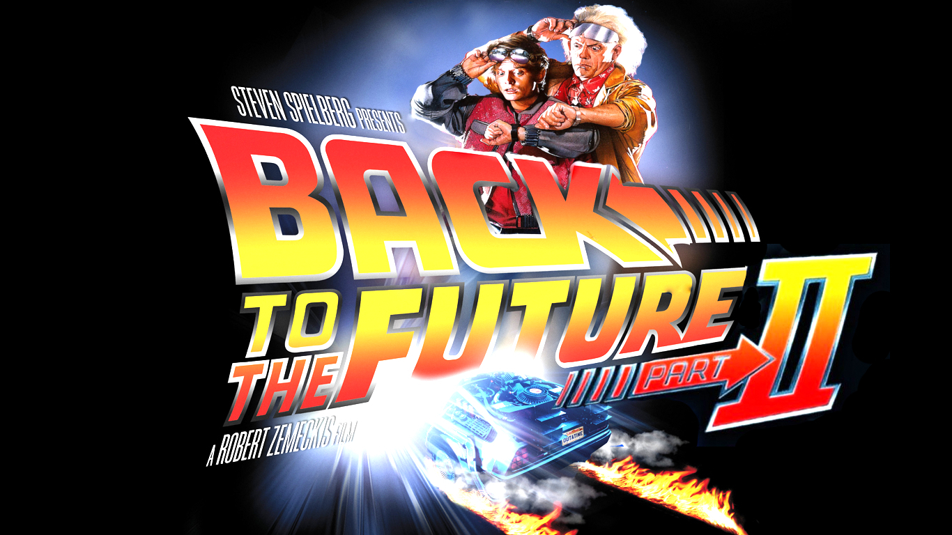 50 Back To The Future Wallpaper On Wallpapersafari