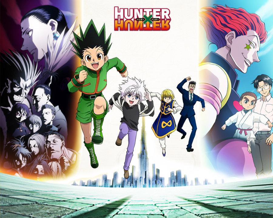48 Hunter X Hunter Hd Wallpaper On Wallpapersafari