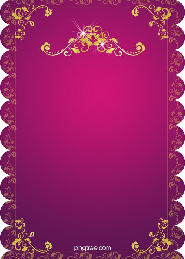 H5 Wedding Invitation Vector Background Material Invitations H5 640x896