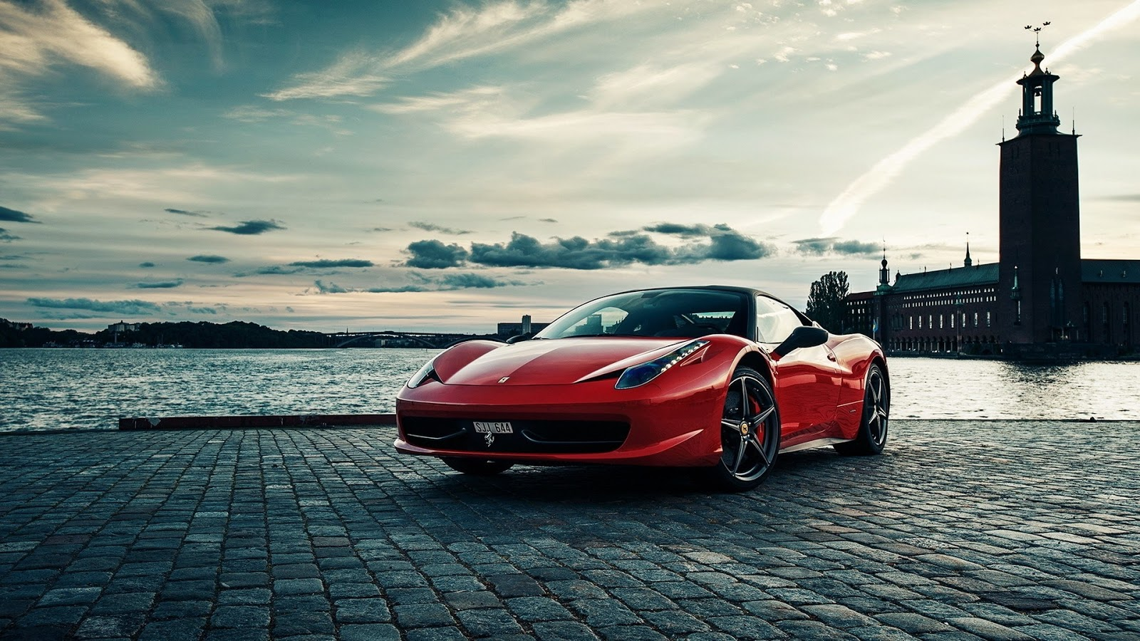 50 Super Sports Car Wallpapers Thatll Blow Your Desktop Away 1600x900