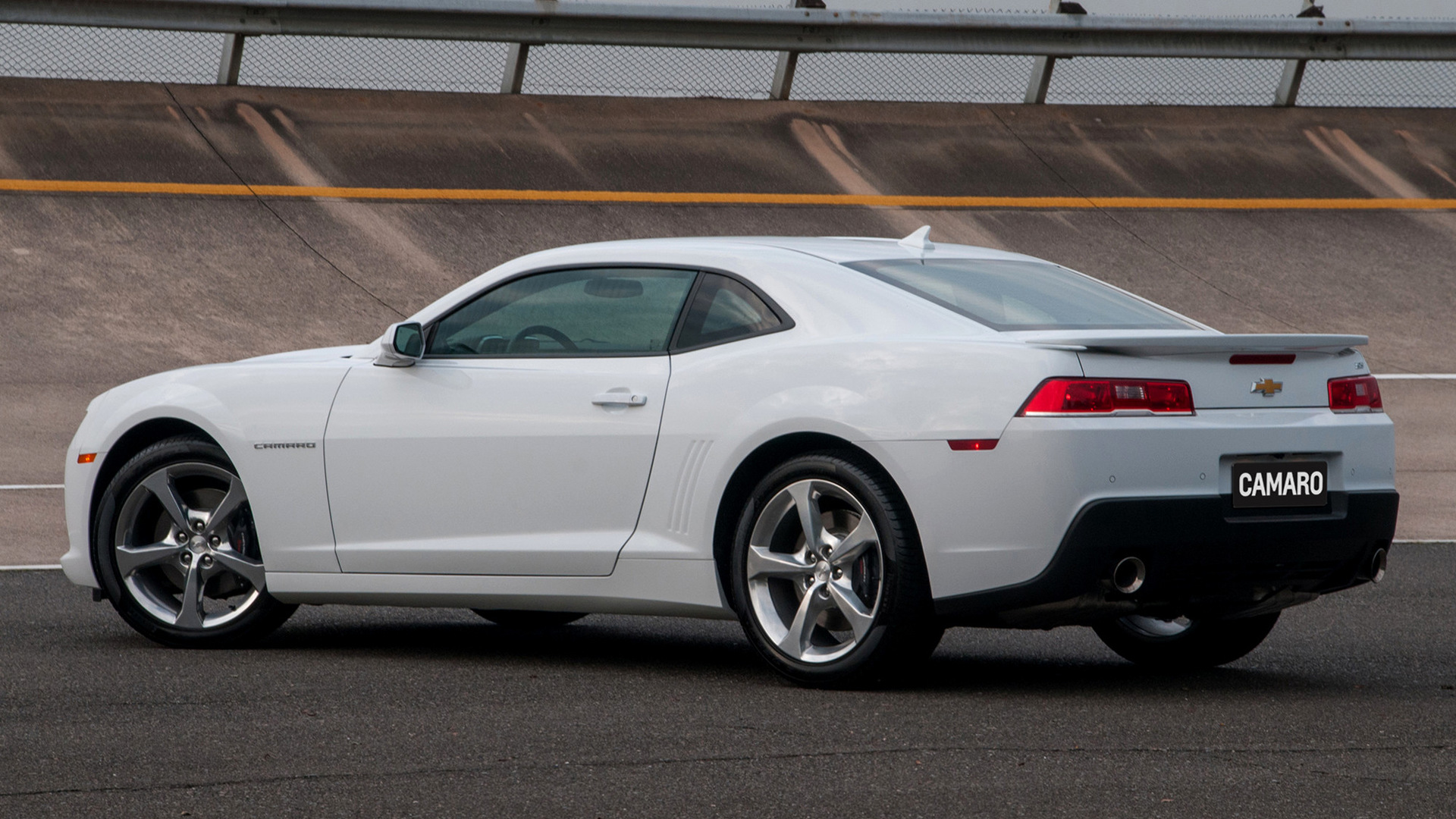 Chevrolet Camaro SS 2014 Wallpapers and HD Images   Car 1920x1080