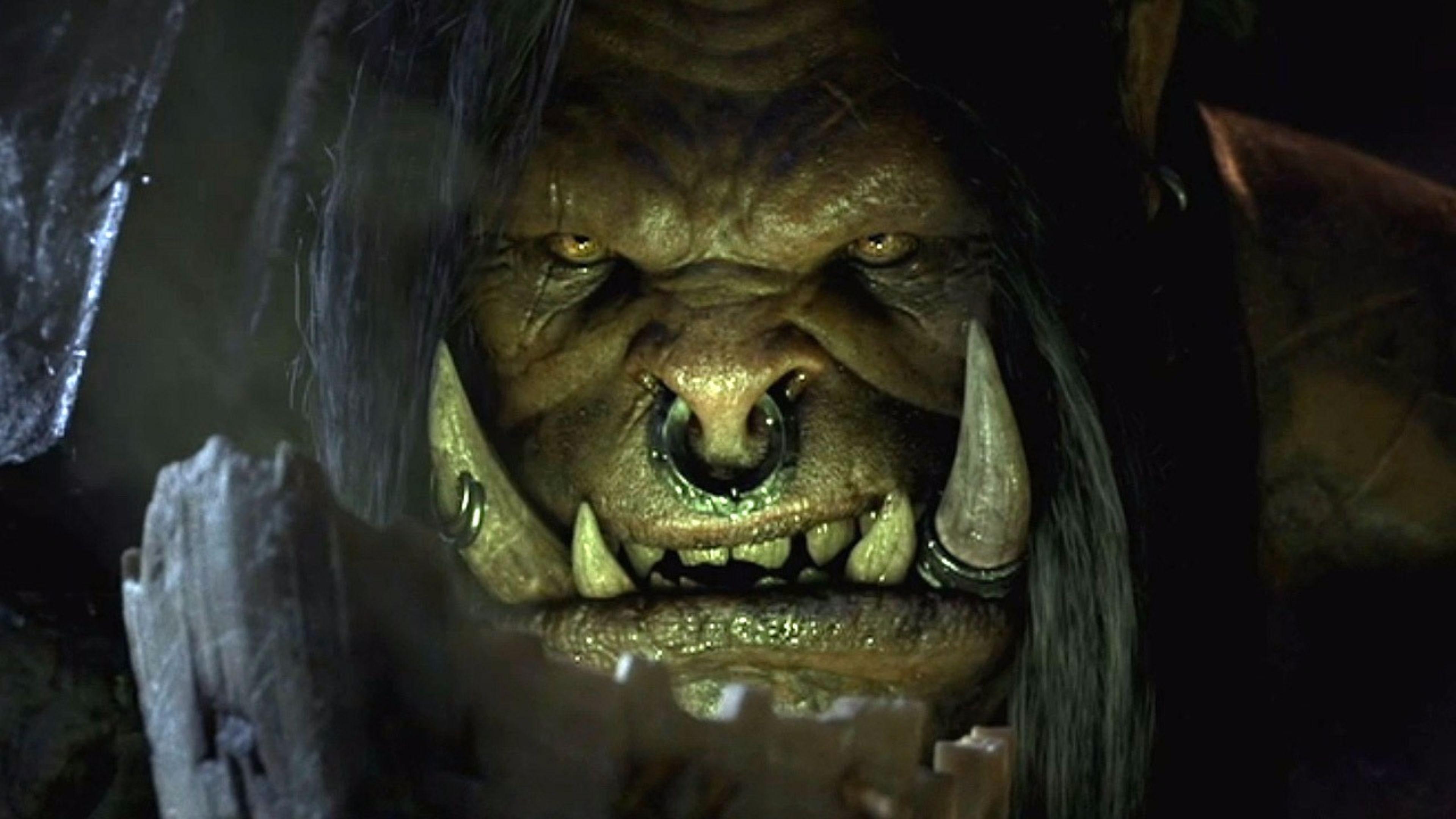 Launch Reveal World of Warcraft Movie 4K Wallpaper 4K Wallpaper 3840x2160