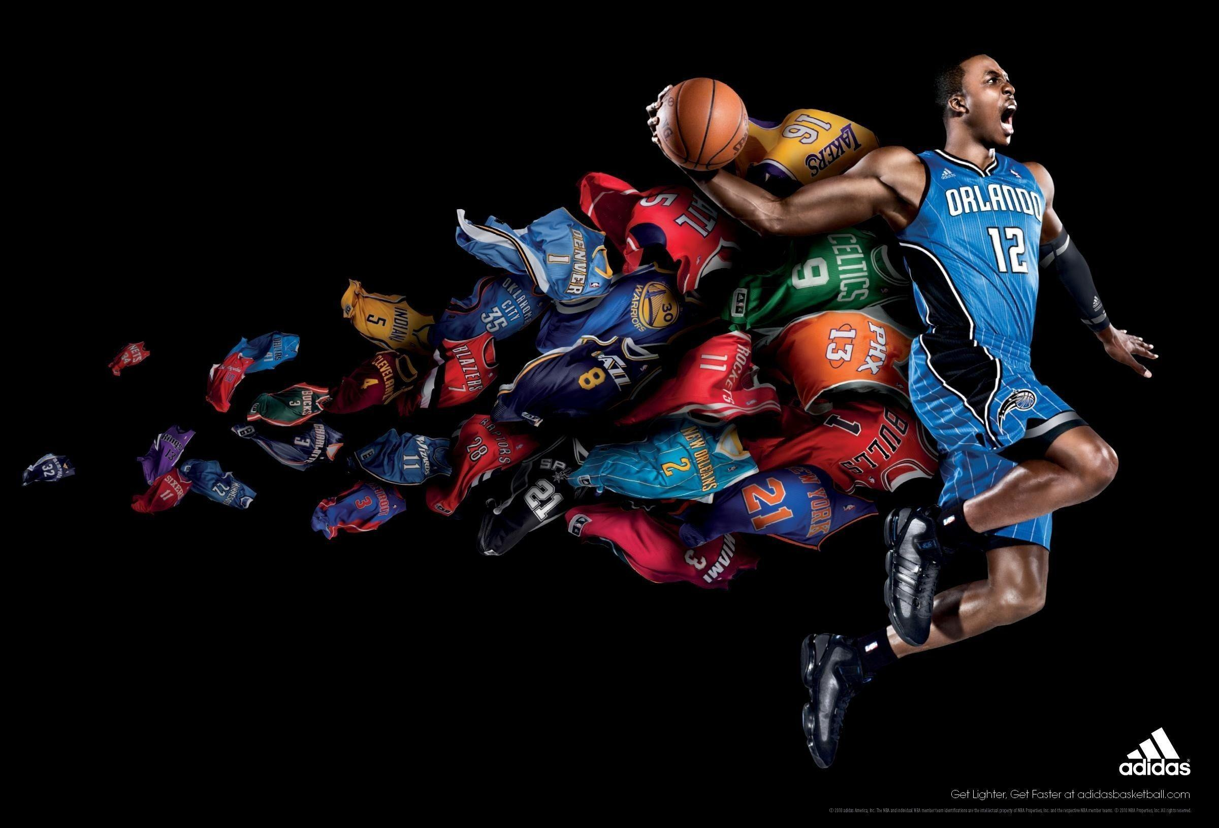 Cool Basketball Wallpapers 2400x1631