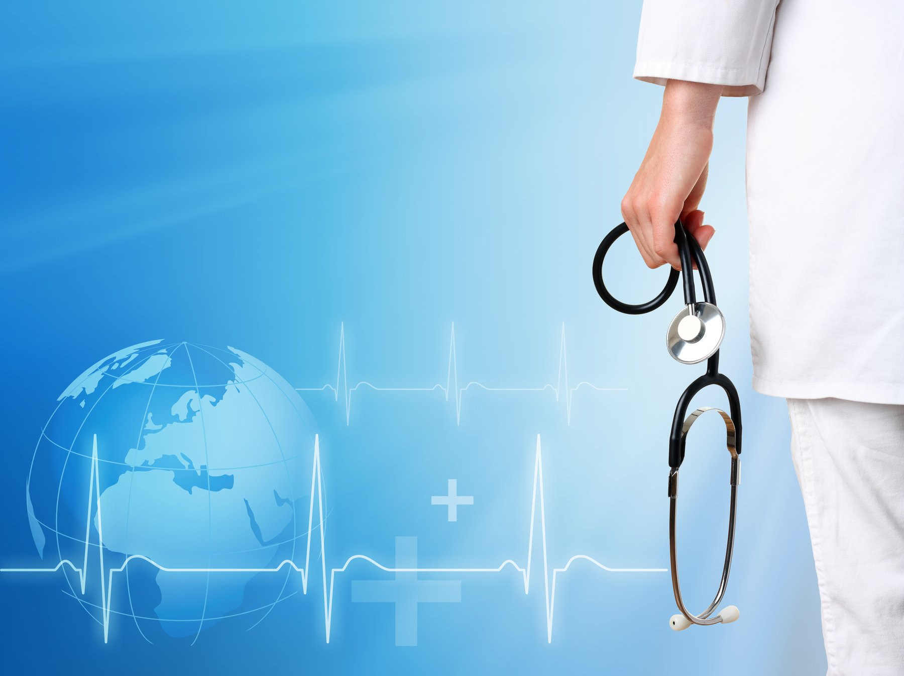 Medical Background   PowerPoint Backgrounds for 1800x1345