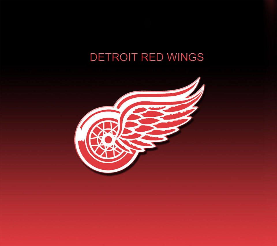 red wings wallpaper border - photo #24